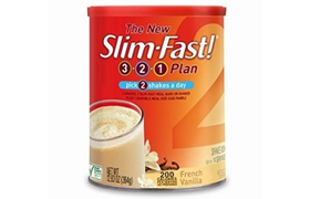 slim fast chocolate powder review